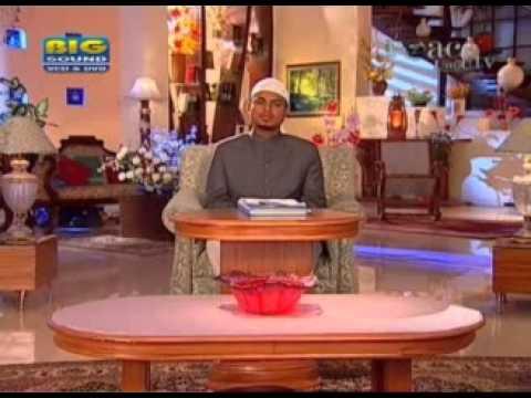 GHAMON KA ILAAJ PART 1-2 BY SHAIKH SANAULLAH MADANI—PEACE TV (URDU)