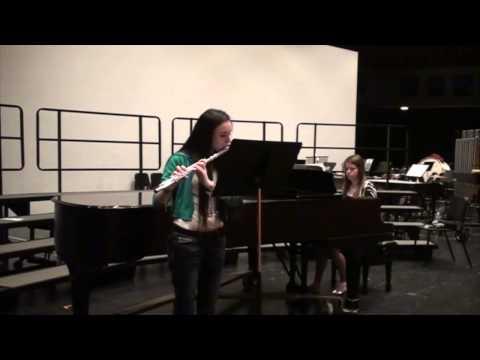 2013 sota flute soloist caitlin chappell
