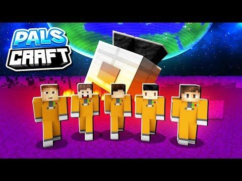 A CRAZY NEW WORLD? (PalsCraft is BACK!) | PalsCraft 2 - Episode 1