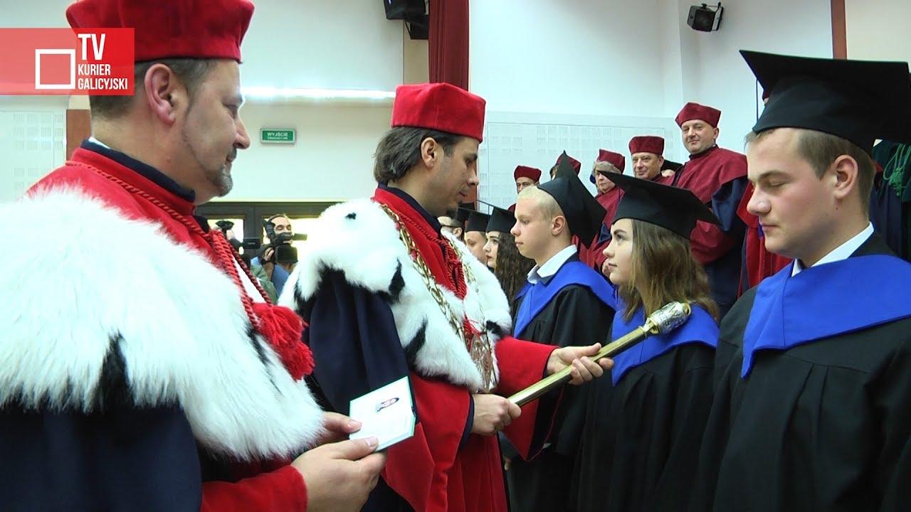 Inauguracja roku akademickiego 2017/2018 w PWSW w Przemyślu