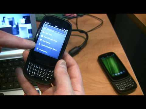 HP Veer: the smallest qwerty phone with WebOS