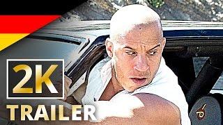Fast & Furious 7 - Offizieller Trailer #2 [2K] [UHD] (Deutsch/German)