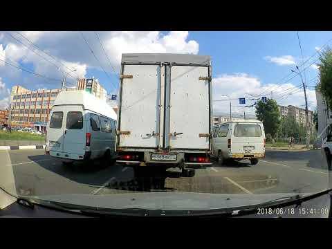 Как сдать на права, двигаясь по пл.Победы г.Иваново