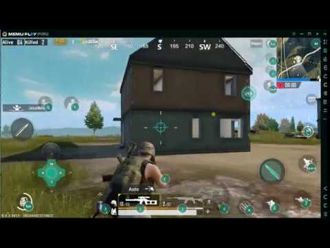 PUBG Mobile Smart key-mapping on PC