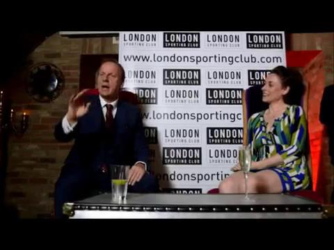 Spotlight London Sporting Club with Ian Stafford