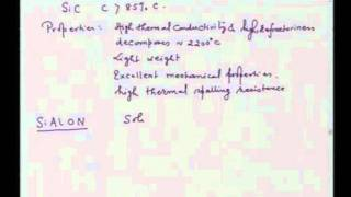 Mod-01 Lec-14 Refractory in Furnaces