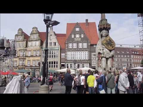 Bremen, Germany: the old city