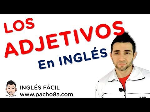 Qué son los adjetivos en inglés, cómo identificarlos y usarlos