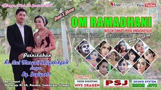 Live Streaming Part 2 Campursari Om. RAMADHANI // HANAR JAYA AUDIO // HVS SRAGEN CREW 2
