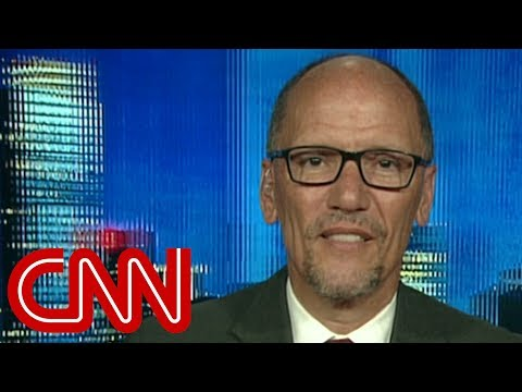 DNC chairman on the future of the Democratic party