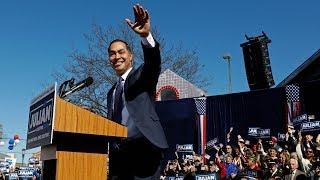 Julian Castro officially launches 2020 U.S. presidential bid