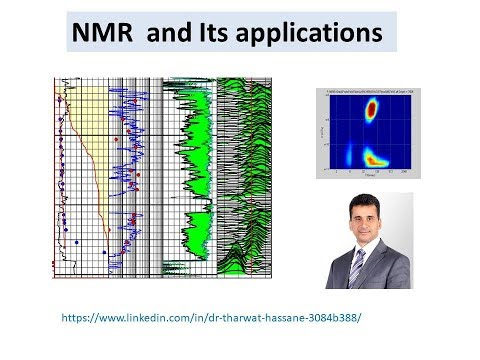 NMR (Nuclear Magnetic Resonance) Applications Dr Tharwat Hassane ثروت راغب