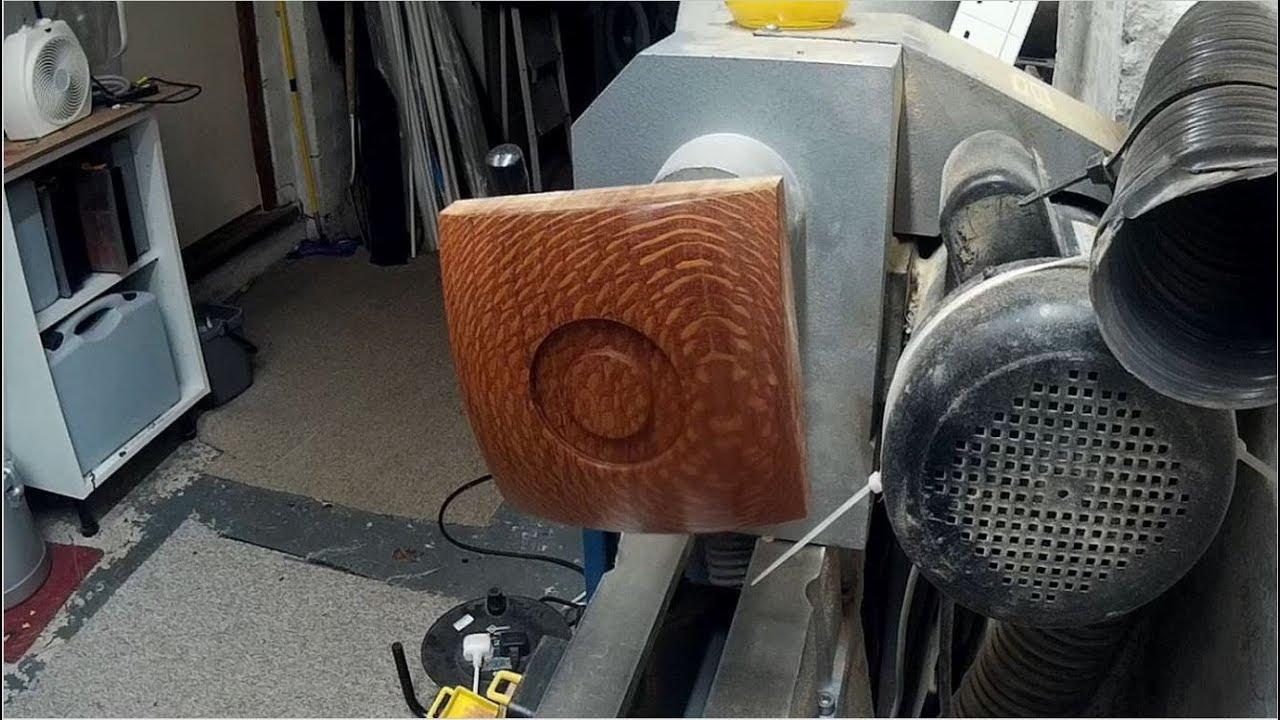 Woodturning - Ropalo Lacewood