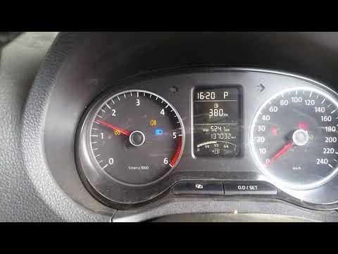 Volkswagen Amarok DPF filter clean regeneration Part2