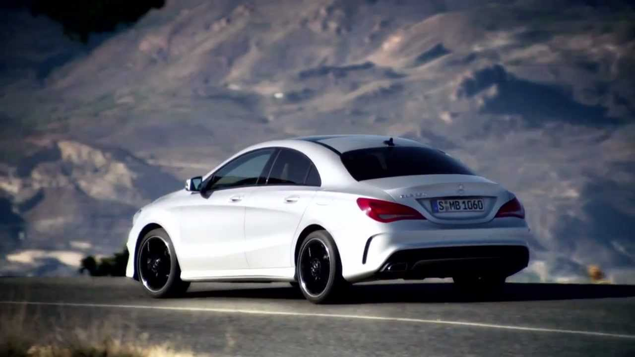 mercedes benz cla 220 cdi and cla 250 info hd trailer youtube. Black Bedroom Furniture Sets. Home Design Ideas