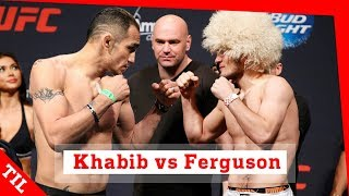 Khabib Nurmagomedov vs Tony Ferguson | The Real Championship Fight