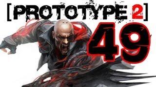Let's Play - Prototype 2 - #49 Geht er down? [GERMAN|Uncut|Blind]