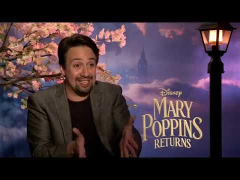 Miranda: Poppins role 'a dream come true'
