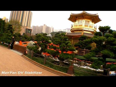 【Hong Kong Walk Tour】Nan Lian Garden