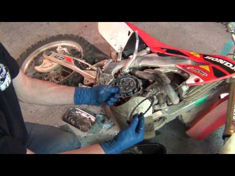 How a Motorcycle Clutch Works High Detail and Very Basic