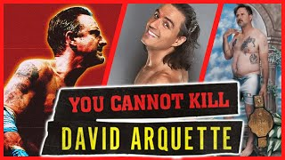 """""""It's very hard for me to watch"""" David Arquette & RJ City Interview """"You Cannot Kill David Arquette"""""""