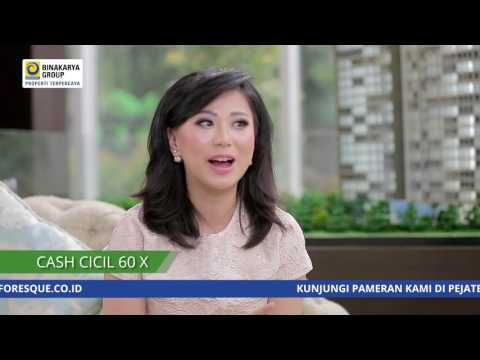 APARTEMEN FORESQUE RESIDENCE - YOUR PERFECT HAVEN IN SOUTH JAKARTA