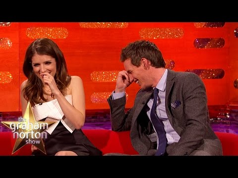 Eddie Redmayne Had His Sexual Awakening During The Lion King  The Graham Norton