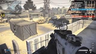 call of duty ghost gameplay multiplayer em português