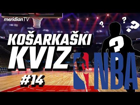 Košarkaški kviz | NBA EDITION #14 | Testiraj znanje! POGODI KOŠARKAŠA