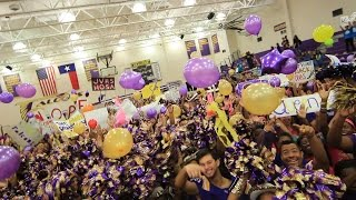 "JVHS Lip Dub  ""Be True To Your School"""