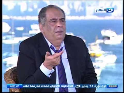 اخر النهار - لقاء خاص من الاسكندرية مع  د. يوسف زيدان - ال...