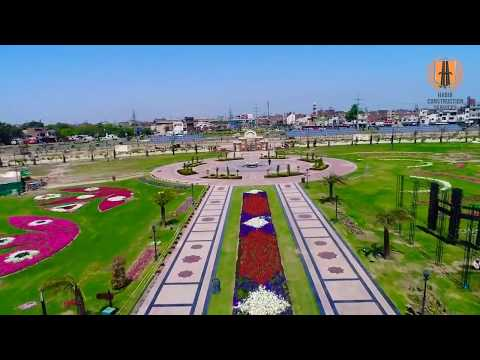 Renovated Iqabl Park - Lahore Pakistan