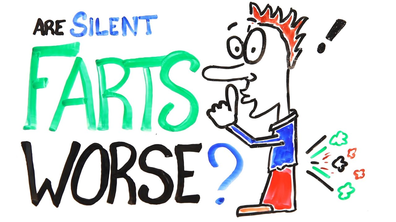 Are Silent Farts Worse?