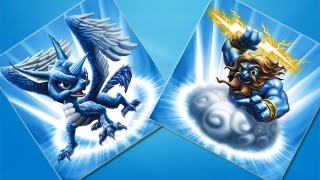 Father and Son Play: Whirlwind and Lightning Rod
