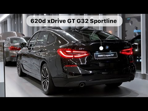 🇩🇪 BMW 620d XDrive GT G32 Sportline