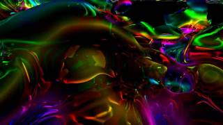 Jelly Trip Experience - 3d Computer Art (hd) (trippy Video 1)