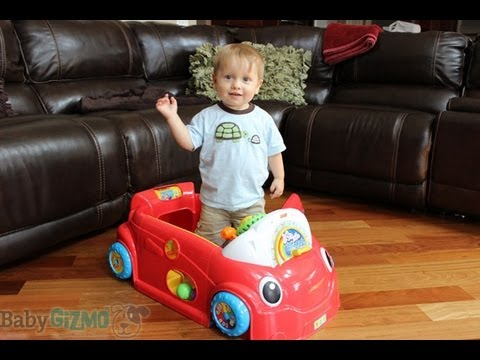 Fisher Price Laugh & Learn Crawl Around Car Review