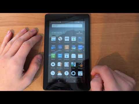 Google Play Store auf dem Amazon Fire Tablet installieren Tutorial