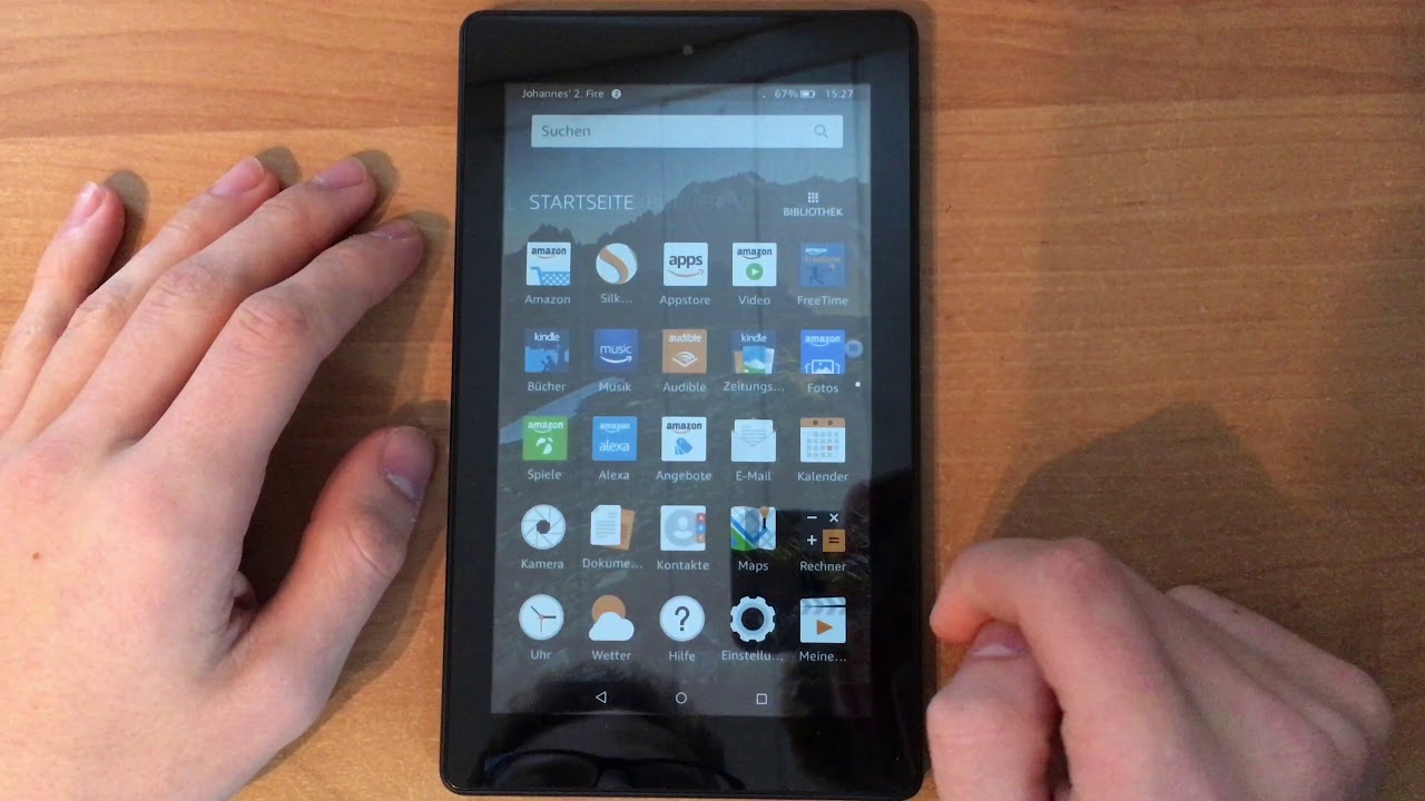 Google Play Store Auf Fire Tablet