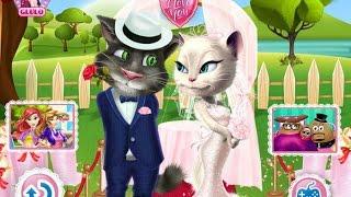 Кот Том и Анжела: Свадьба