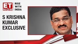Consumption slowdown     S Krishna Kumar of Sundaram Mutual to ET NOW