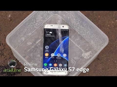 Samsung Galaxy S7 edge Review