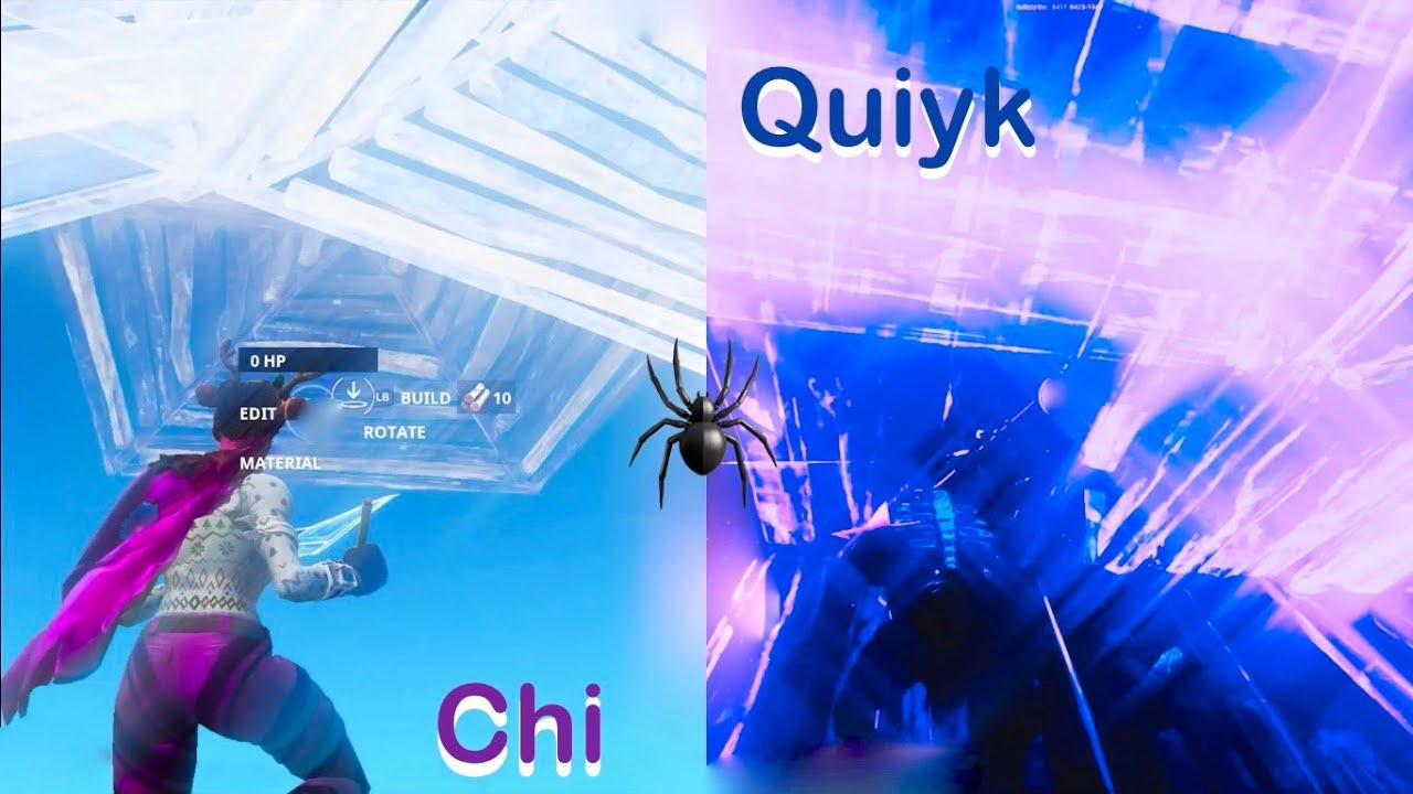 Spider🕷️ (But Its A Duotage)
