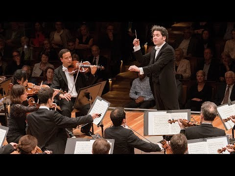 "Dvořák: Symphony No. 9 ""From the New World"" / Dudamel · Berliner Philharmoniker"