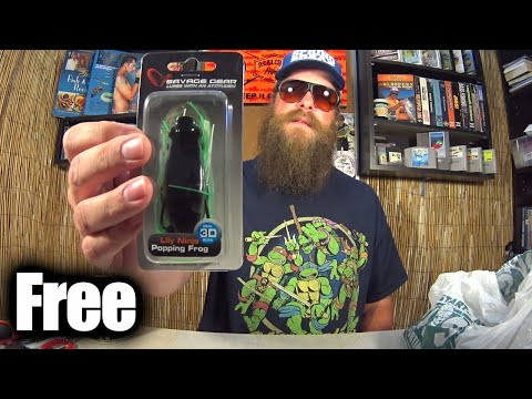 Clearance Bass Fishing Lures BOGO + Fishing Mail & Free Lures!!
