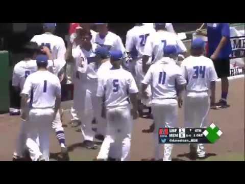Memphis Tigers #SCTop10 crazy play