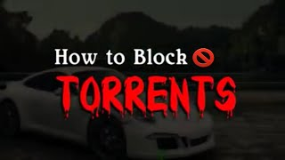 How to Block Torrents on Mikrotik [HD/720p]