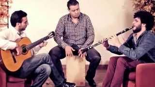 Musique Orientale (Clarinet Guitar Cajon)