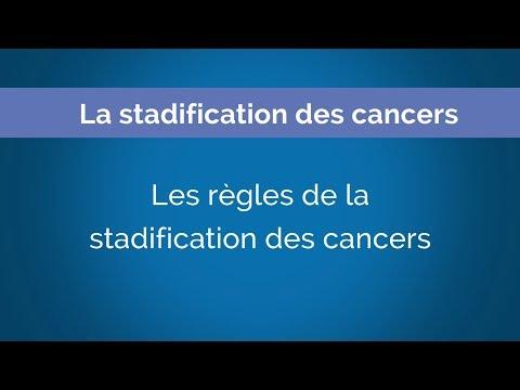 La stadification des cancers // Chapitre 3: Les règles de la stadification des cancers