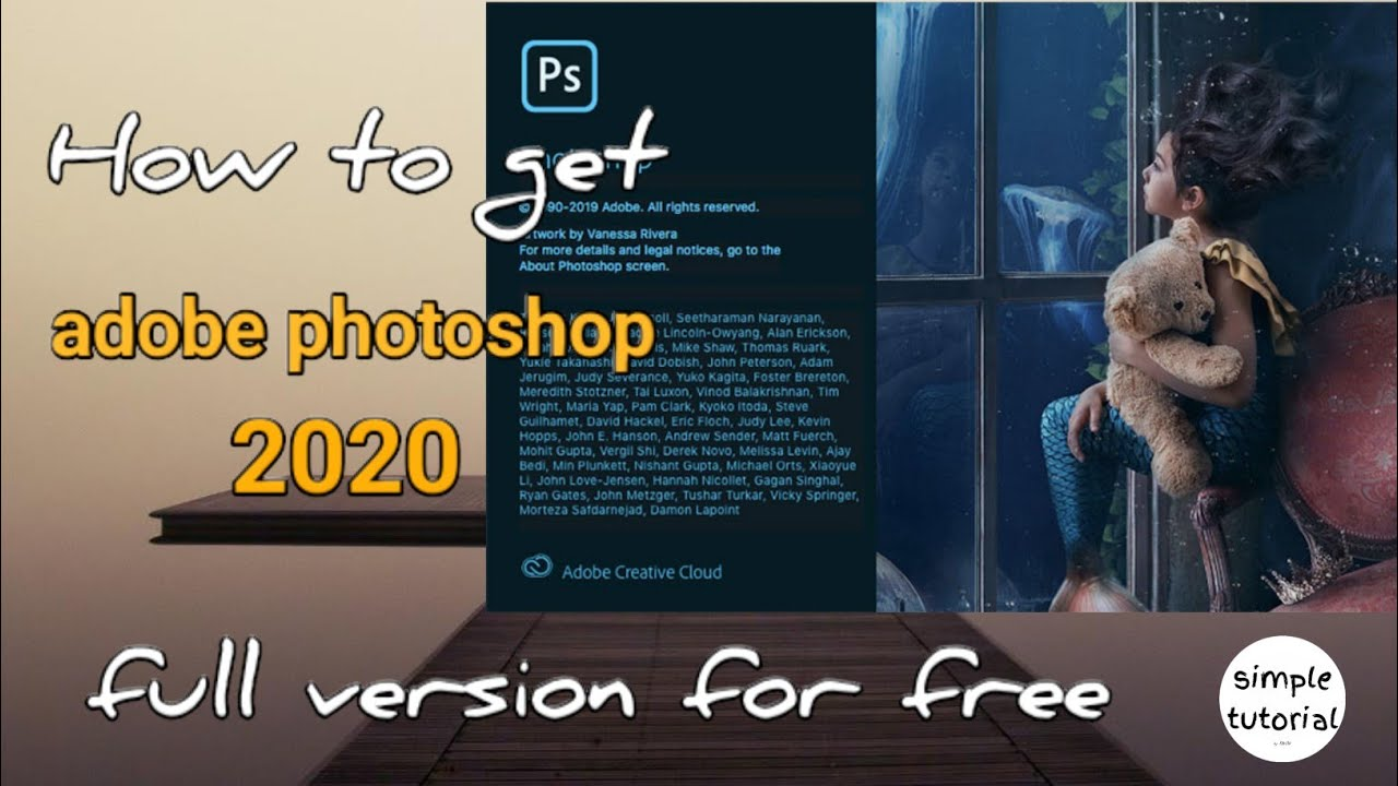Photoshop 2020 download mac